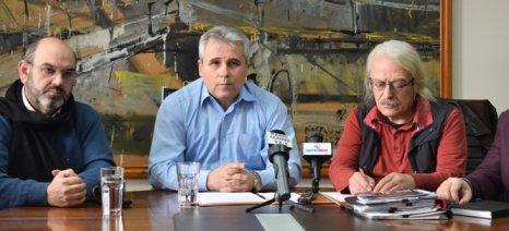Η ολοκλήρωση του αρδευτικού δικτύου σε όλο το νομό Φλώρινας θα συμβάλει στην οικονομική ανάπτυξη
