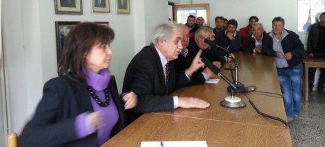 Προσαρμόζεται και μετατρέπεται σε πρωτοβάθμιο συνεταιρισμό η παλιά ΕΑΣ Καλαμπάκας