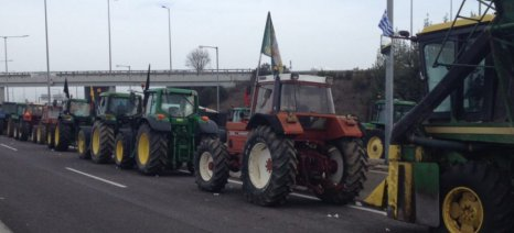 Ανυποχώρητοι οι αγρότες στα μπλόκα - κλιμακώνουν τις κινητοποιήσεις με μερικούς αποκλεισμούς δρόμων