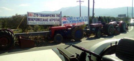 Παρεμβάσεις σε Δημοτικά Συμβούλια από τους αγρότες του μπλόκου Πραιτωρίων