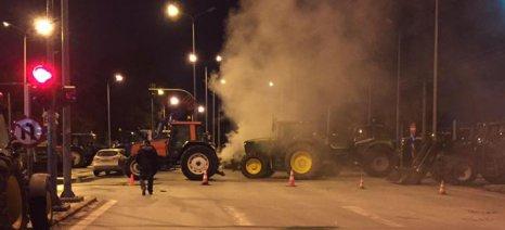 Συγνώμη ζητούν οι αγρότες για το 24ωρο κλείσιμο του αεροδρομίου «Μακεδονία» - αποχωρούν στις 2 μ.μ.