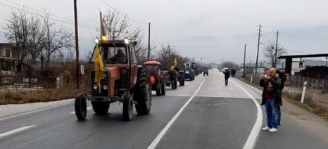 Όλα τα σημεία που συγκεντρώνονται ή θα συγκεντρωθούν τις επόμενες μέρες οι διαμαρτυρόμενοι αγρότες