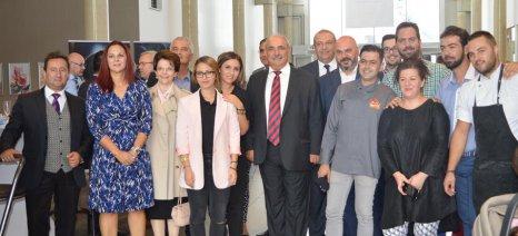 Συνεργασία ελληνικών παραγωγικών επιχειρήσεων και Βέλγων μεταποιητών στο Beringen του Βελγίου