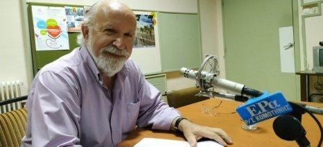 Να συγκροτηθεί φορέας διαχείρισης ελαιολάδου Ανατολικής Μακεδονίας-Θράκης ζητά ο Κώστας Μπούντας