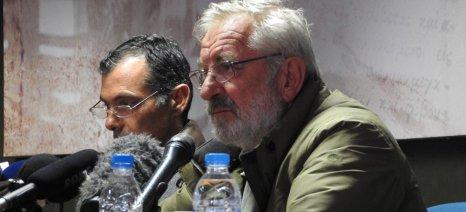 Με ή χωρίς τρακτέρ, το συλλαλητήριο στην Αθήνα θα γίνει, λέει ο Μπούτας