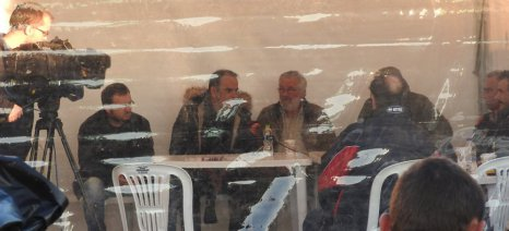 Σε μακεδονικά μπλόκα μεταβαίνει σήμερα αντιπροσωπεία από το μπλόκο της Νίκαιας