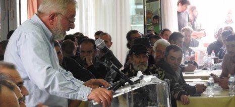 Χωριστή συνάντηση την Τρίτη με τον πρωθυπουργό ζητά η Πανελλαδική Επιτροπή των Μπλόκων