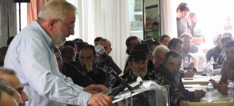 Θερινό δεκαήμερο μπαράζ διαμαρτυριών αποφάσισε η Πανελλαδική Επιτροπή των Μπλόκων