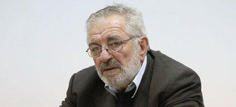 Ο Μπούτας προειδοποίησε από τον Πύργο ότι «του χρόνου οι περικοπές των επιδοτήσεων θα φτάσουν το 9%»