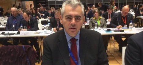 Το «καμπανάκι» της Βαλονίας να γίνει μάθημα προειδοποιεί τις Βρυξέλλες ο Χαρακόπουλος