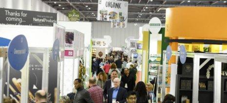 Μεγάλες αλυσίδες σούπερ-μάρκετ θα συμμετέχουν ως αγοραστές στην έκθεση Natural & Organic Products