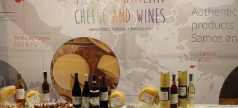 Πρόγραμμα προώθησης τυριών και κρασιών σε επισκέπτες των ελληνικών νησιών