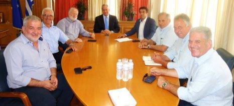 Για τον νέο νόμο για τους συνεταιρισμούς συζήτησαν μεταξύ άλλων Βορίδης-Νέα ΠΑΣΕΓΕΣ