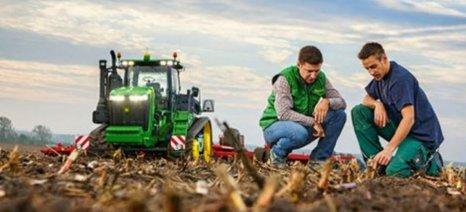 Πληρώθηκαν νέοι γεωργοί και προγράμματα προώθησης