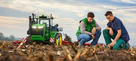 Ετοιμάζονται πληρωμές για καθυστερούμενα ποσά νέων γεωργών