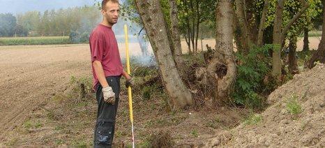 Εγκύκλιος Αντώνογλου για τον χαρακτηρισμό των νεοεισερχόμενων στον αγροτικό τομέα ως επαγγελματίες αγρότες