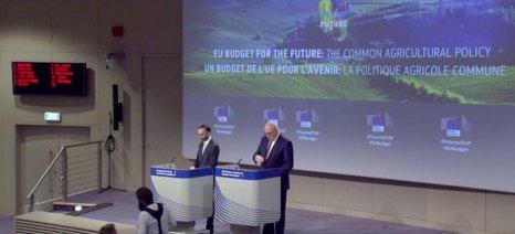 Οι προτάσεις της Κομισιόν για τη νέα ΚΑΠ - Προβλέπεται υψηλότερη επιδότηση ανά στρέμμα στους μικρομεσαίους