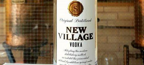 Η πρώτη χιώτικη Vodka είναι γεγονός