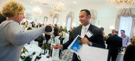 Από 5 έως 13 Μαΐου κορυφώνεται η προώθηση των ελληνικών κρασιών στη Β. Αμερική