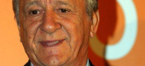 Ο ΣΕΒΕΚ θρηνεί για την απώλεια του επίτιμου προέδρου του, Παναγιώτη Νίκα - Σε λίγο ξεκινά η εξόδιος ακολουθία