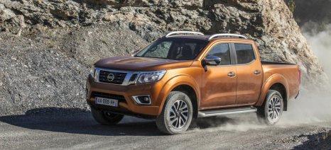 Ευρωπαϊκή πρεμιέρα για το νέο Nissan Navara