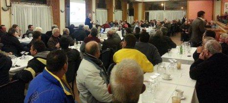 Συμβουλές για τη νέα καλλιεργητική περίοδο σε μέλη του ΑΣΕΠΟΠ Νάουσας