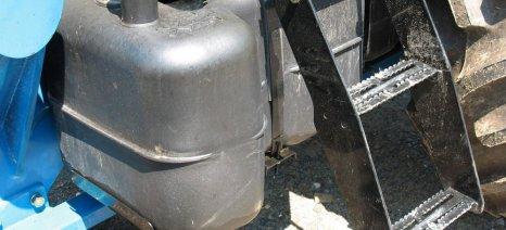 Τρίκαλα: 46χρονος έκλεψε πετρέλαιο από τρακτέρ