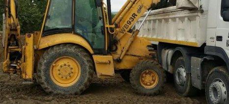 Ανεπαρκή τα έργα αγροτικής οδοποιίας στις Φέρες Έβρου