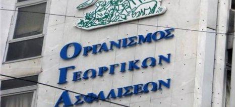 Αύξηση 70-94 ευρώ της εξαμηνιαίας εισφοράς για τους ασφαλισμένους ΟΓΑ - έρχονται ειδοποιητήρια το Δεκέμβριο