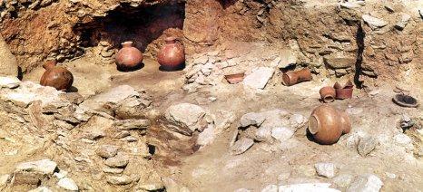 Βγήκε στο φως νεολιθικός γεωργικός οικισμός στα Παλιάμπελα Πιερίας