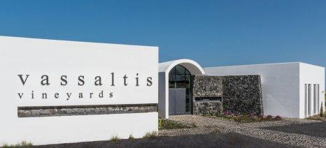 Εξοφλείται η επιχορήγηση για την ολοκλήρωση του οινοποιείου Vassaltis