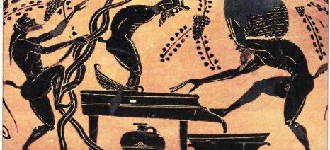 Οινοποίηση στην Αρχαία Ελλάδα