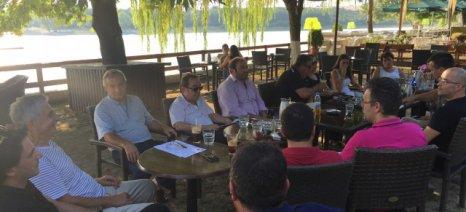Ενεργοποιείται το πρόγραμμα INACT για την προώθηση του κρασιού Σερβίων-Βελβεντού