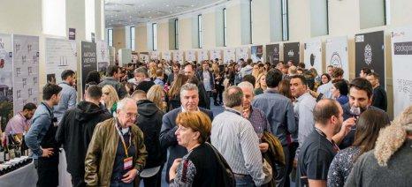 Οινόραμα 2019: Επίδειξη δύναμης του ελληνικού κρασιού
