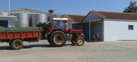 Παραμένουν εκτός των μέτρων στήριξης έναντι της πανδημίας οι αγροτικοί συνεταιρισμοί