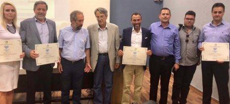 Επτά εταιρείες έλαβαν το Ελληνικό Σήμα για το ελαιόλαδο και την επιτραπέζια ελιά