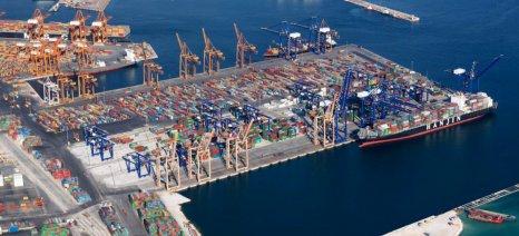 Τον Σταθμό Εμπορευματοκιβωτίων στον Πειραιά επισκέφθηκαν στελέχη της ΠΕΜΕΤΕ
