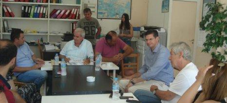 Πρόσκληση σε Σκρέκα από την Ομάδα Παραγωγών Αμαλιάδας