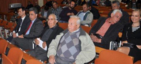 Η νέα ΚΑΠ υπό το πρίσμα των στελεχών της ΠΑΣΕΓΕΣ παρουσιάστηκε στη Χίο
