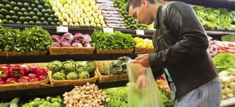 Σημαντικές αλλαγές στις δαπάνες των καταναλωτών σε είδη παντοπωλείου την τελευταία διετία