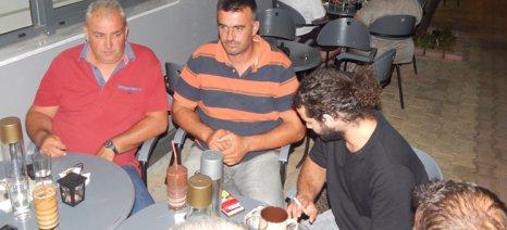 Παραστάσεις διαμαρτυρίας στις 29 Ιουλίου σε ΕΛΓΑ και ΟΠΕΚΕΠΕ Αλεξανδρούπολης αποφάσισαν οι αγρότες του Έβρου