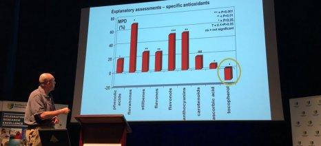 Σημαντικά υψηλότερα τα επίπεδα αντιοξειδωτικών στα βιολογικά προϊόντα, λένε οι έρευνες