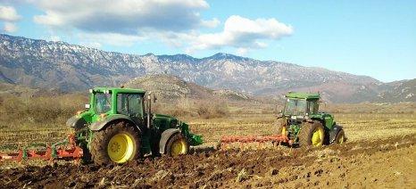 Στα 1,76 δισ. στρέμματα η χρησιμοποιούμενη γεωργική έκταση στην Ε.Ε.