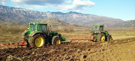 Ομάδα εργασίας συστήνει ο Αποστόλου για τον προσδιορισμό του επαγγελματία αγρότη