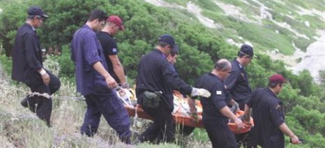 Νεκρός ανασύρθηκε Ελληνογερμανός ορειβάτης στα Σφακιά
