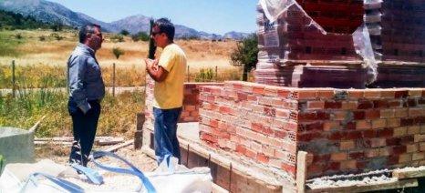 Νέο αντλιοστάσιο στο οροπέδιο Λασιθίου για την αντιμετώπιση της ξηρασίας