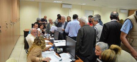 Έως την 1η Ιουλίου υποβολή αιτήσεων μεταβίβασης βασικής ενίσχυσης