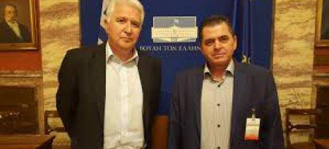 Τη δίκαιη κατανομή των 12.000 στρεμμάτων στο έλος Κλειδίου ζήτησε ο αντιπεριφερειάρχης Ημαθίας από το ΥΠΑΑΤ