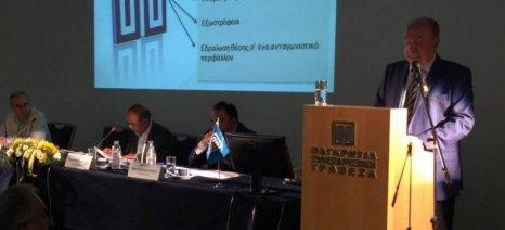 Το πρόγραμμα Συμβολαιακής Γεωργίας παρουσίασε η Παγκρήτια Συνεταιριστική Τράπεζα στην Ιεράπετρα