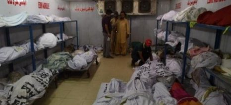 Τουλάχιστον 700 οι νεκροί από το κύμα καύσωνα στο Πακιστάν